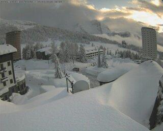 Sestrière (Via Lattea) Ski Resort by: Andrew Evans