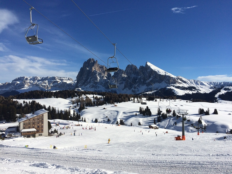 Val Gardena-Alpe Di Siusi