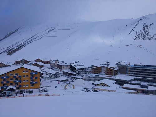 Kühtai Ski Resort by: frank