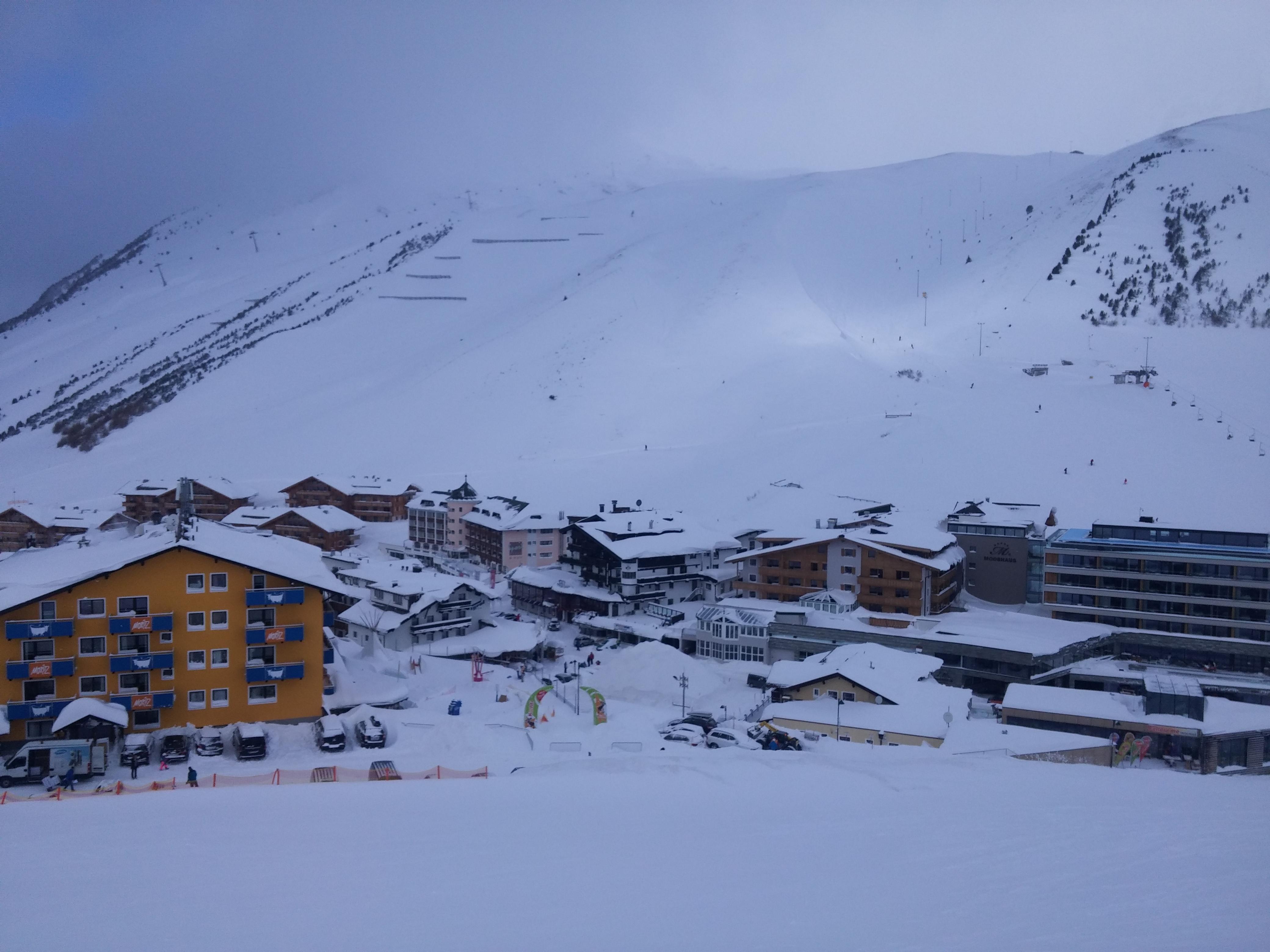 View, Kühtai