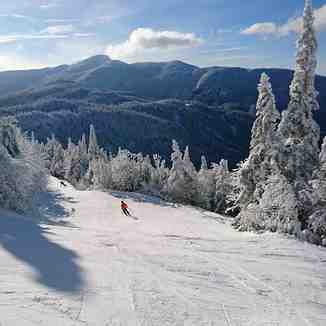 Carving, Smuggler's Notch