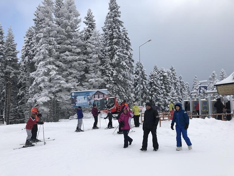 Ilgaz kayak merkezi, Mt Ilgaz