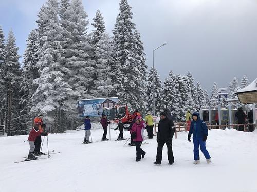 Mt Ilgaz Ski Resort by: Tuncer Özvar