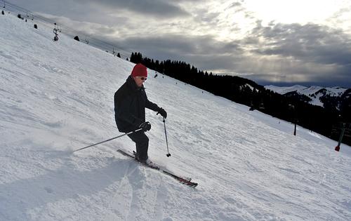 Saint Gervais Ski Resort by: Jemransom