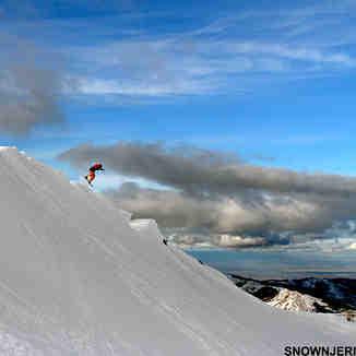 Snowboarders Launge, Brezovica