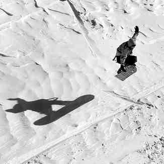 Competing with shadow, Brezovica