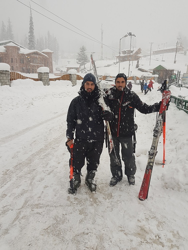 Gulmarg Ski Resort by: Umeed Javid