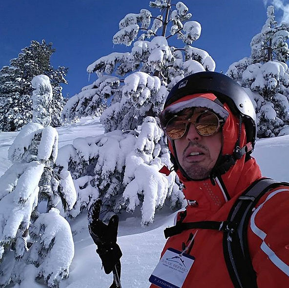 Powder skiing, Seli