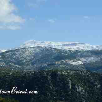 Mount Sannine, Mount Hermon