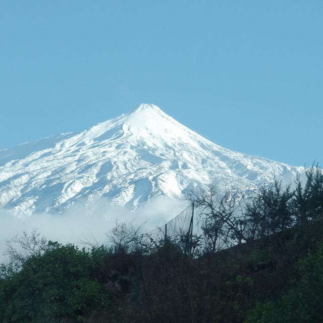 Los Realejos, Mount Teide