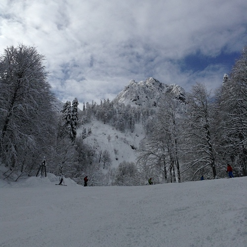 Rosa Khutor Ski Resort by: IRINA