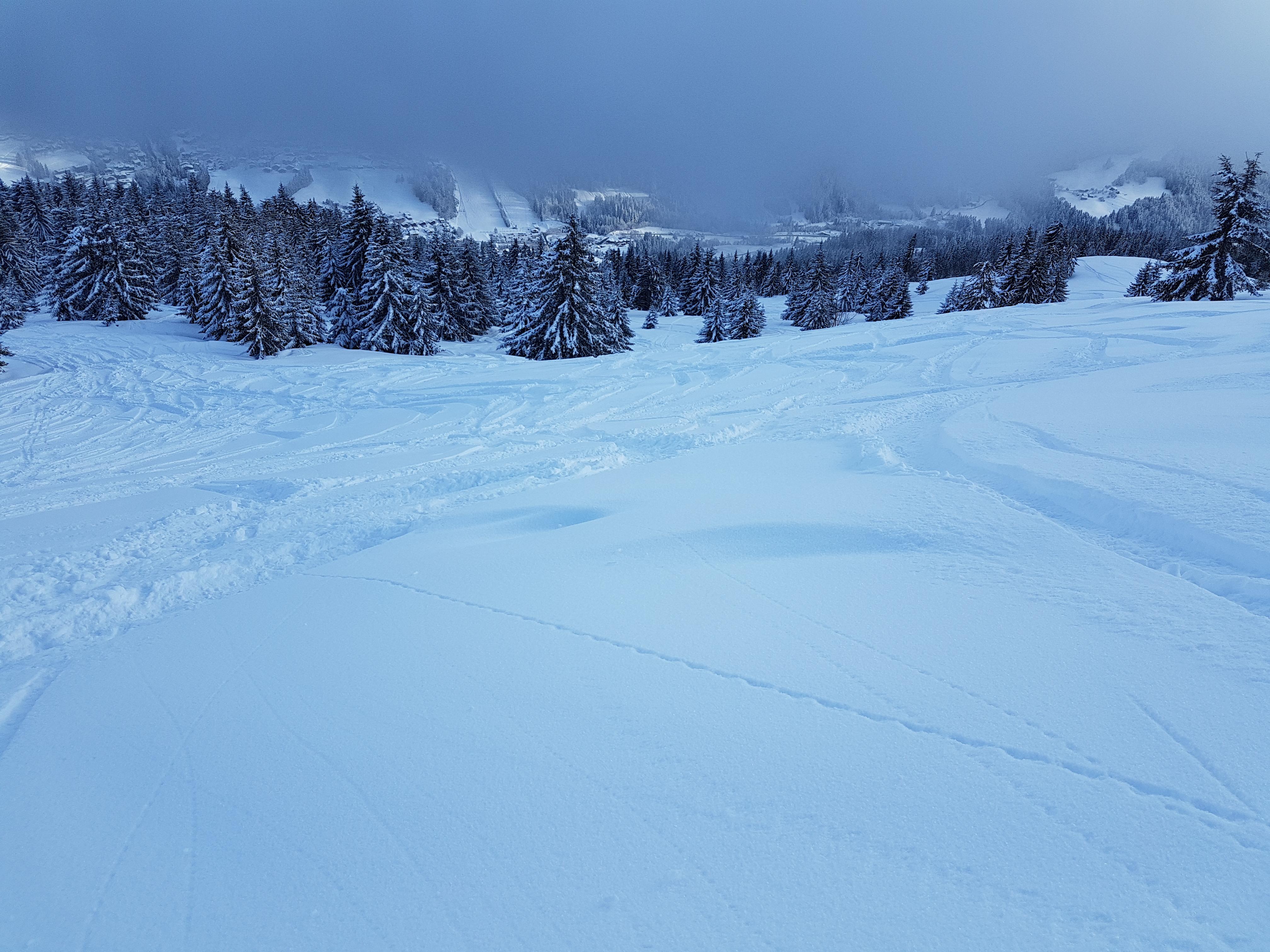 Mont Chery, Les Gets