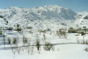 Laqlouq mountains photo