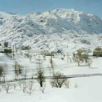 Laqlouq mountains