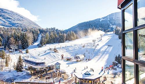 Whistler Blackcomb Ski Resort by: Ben Day