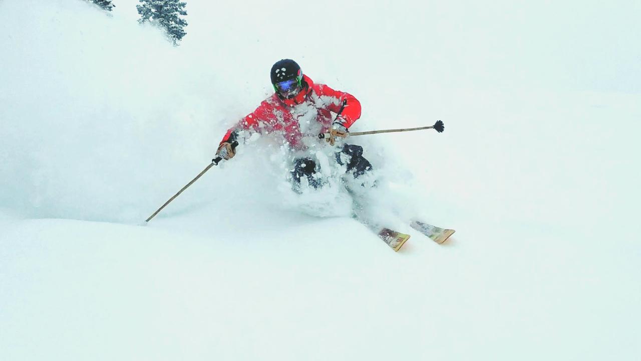 Good Luck, Showdown Ski Area