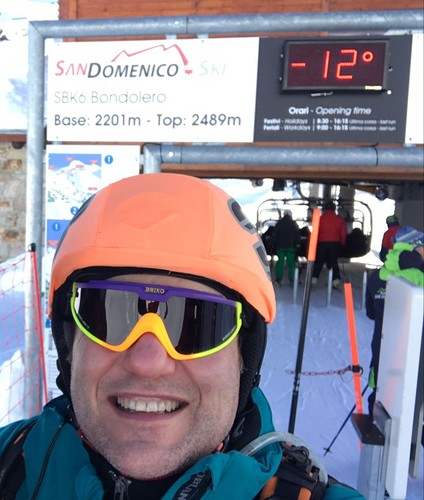 San Domenico Ski Resort by: Tiziano