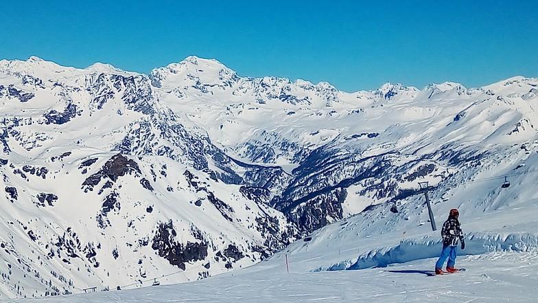 San Domenico snow