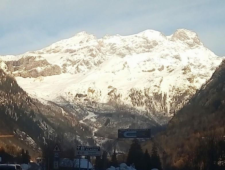 Monte Rosa, Alagna