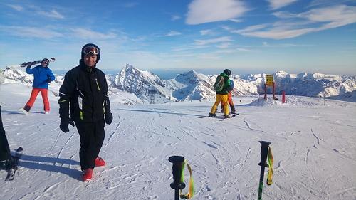Alagna Ski Resort by: Tiziano