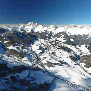 Domaine skiable de gresse en vercors