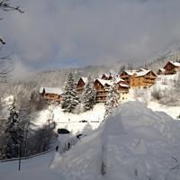 Oz en Oisans Ski Resort by: Marc