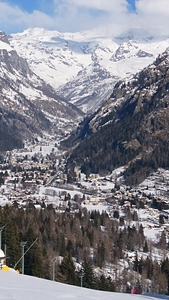 Bella vista di Monterosa, Gressoney-Saint-Jean photo