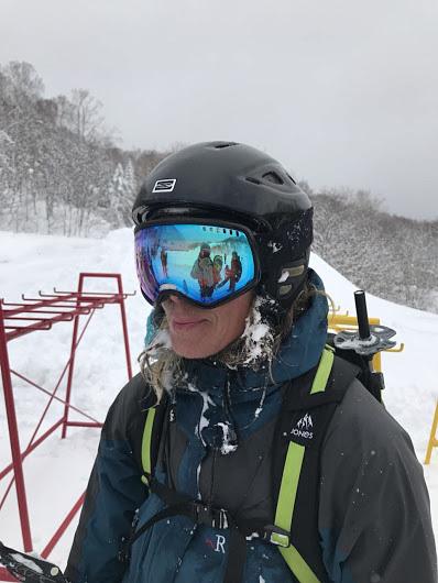 Snow dreds, Rusutsu Resort