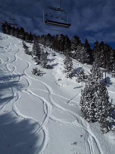 Porté Puymorens Ski Resort by: Xavier Bonet