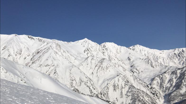 Hakuba mountain, Happo One