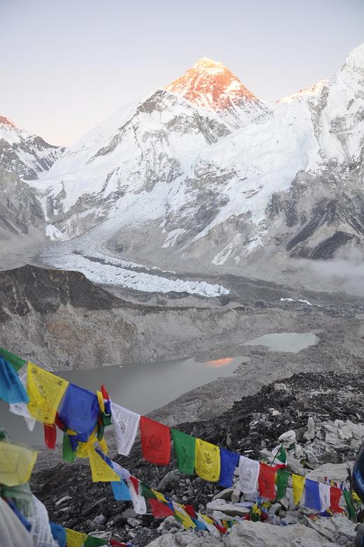 Sunset Everest, Mount Everest