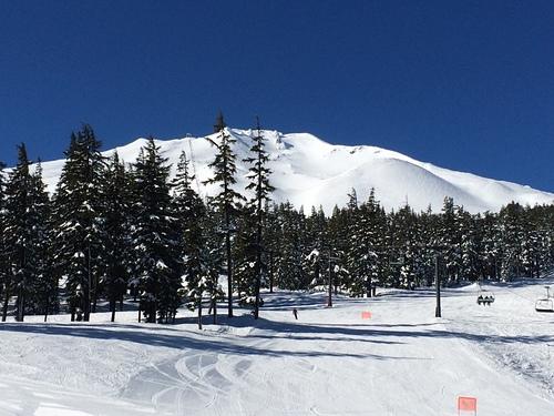 Mt Bachelor Ski Resort by: Vanessa Jacobson