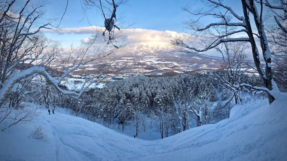 Hirafu slopes, Niseko Grand Hirafu