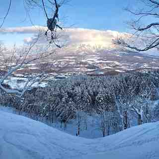 Hirafu slopes, Niseko Grand Hirafu