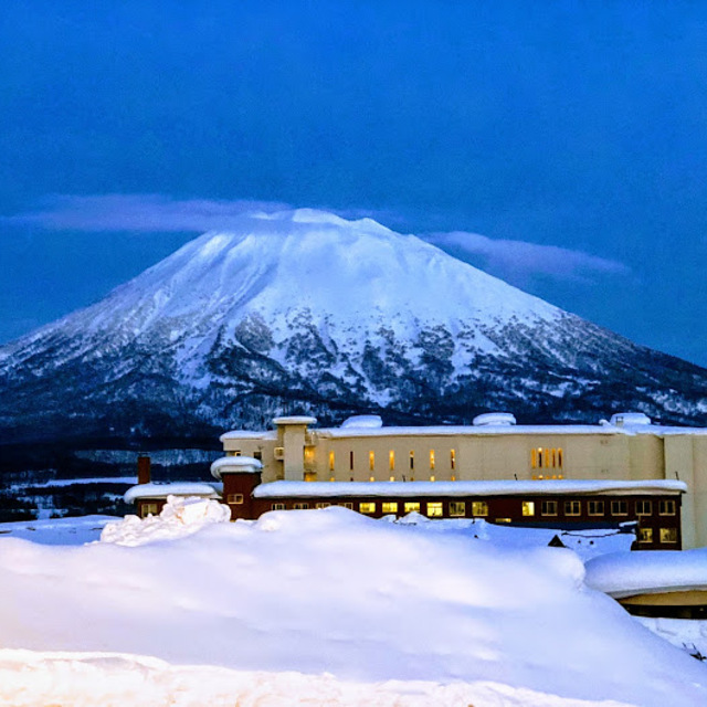 So photogenic, Niseko Grand Hirafu