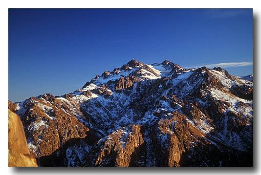 Mt.Sinai-late march, early April-Egypt, Jabal Katherina