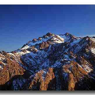 Mt.Sinai-late march, early April-Egypt, Jabal Katherina