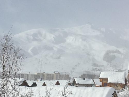 La Toussuire (Les Sybelles) Ski Resort by: Dirk Vermeulen