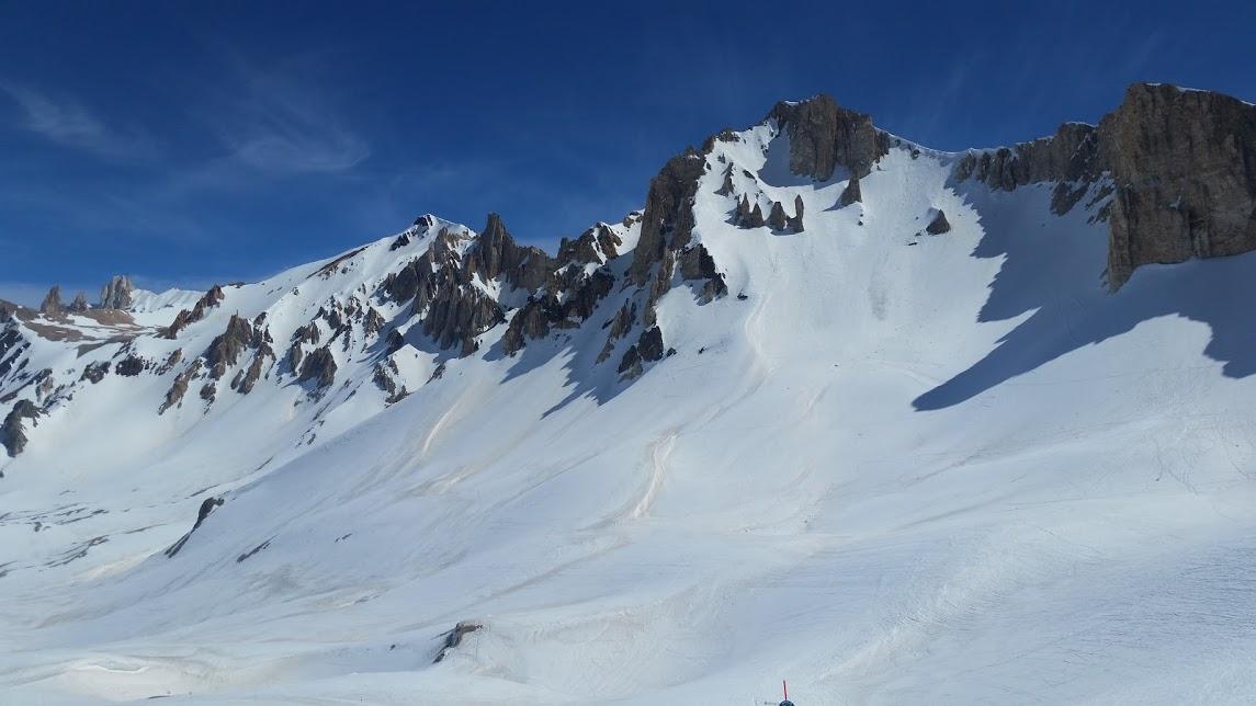 Cerro Martin, Las Leñas