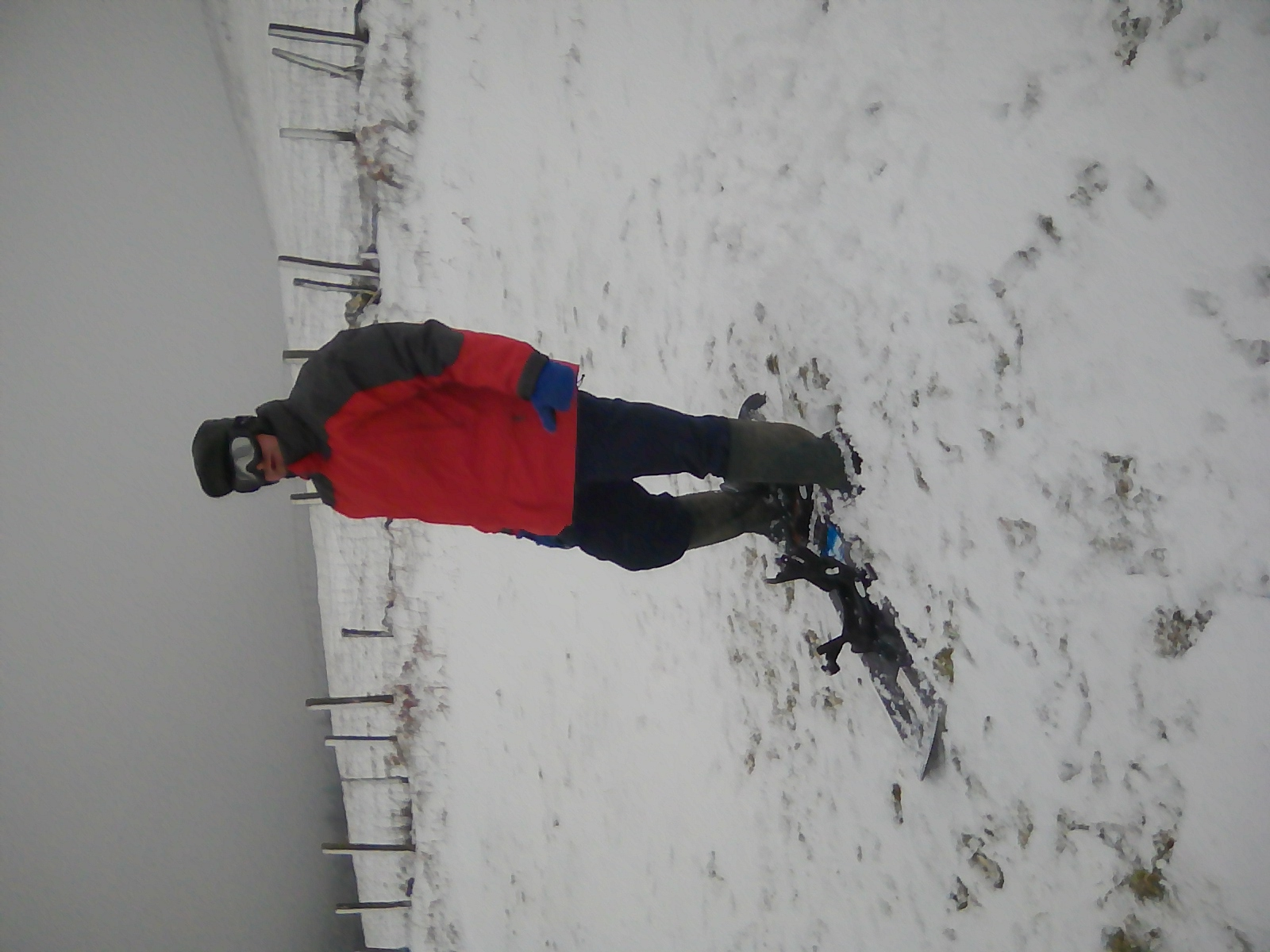 Getting the practice in., Knockanaffrin (Comeragh Mts)