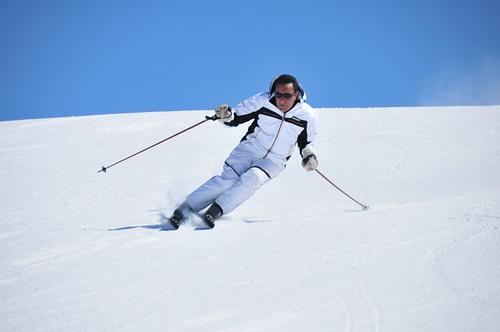 Mt Palandöken Ski Resort by: Atila Güneş