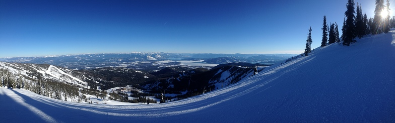 Schweitzer - Jacks Dream, Schweitzer Mountain