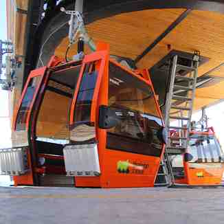 Cabin, Thaiwoo Ski Resort