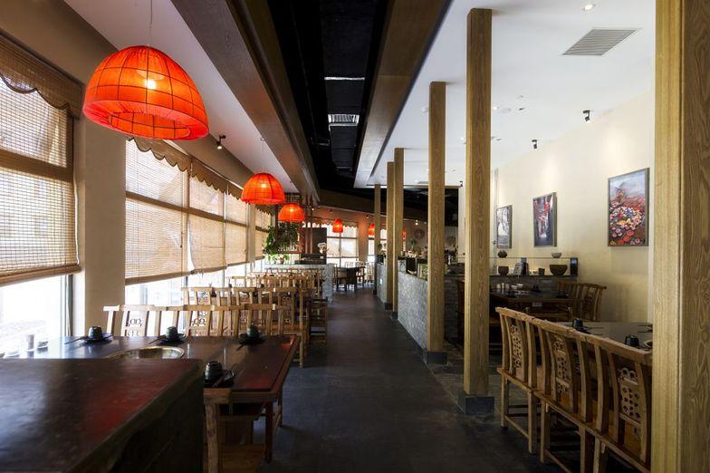 restaurant, Thaiwoo Ski Resort