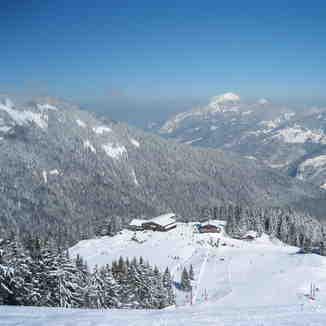 Saint-Jean d'Aulps La Grande Terche Ski Resort by: Sue