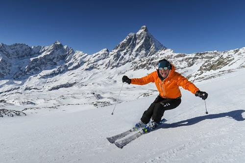 Breuil-Cervinia Valtournenche Ski Resort by: Enrico Vuillermoz