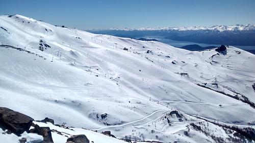 Cerro Catedral Ski Resort by: Santiel