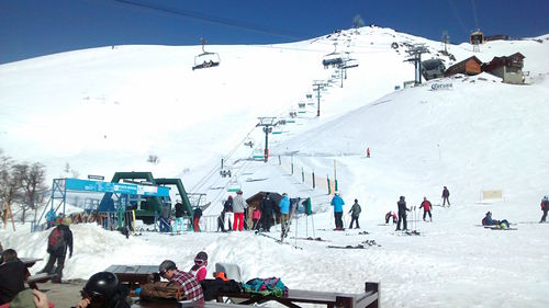 Cerro Catedral Ski Resort by: Santiel