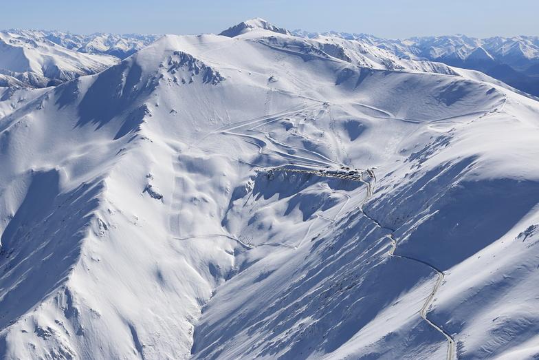 Mt Hutt Ski Area, Mount Hutt