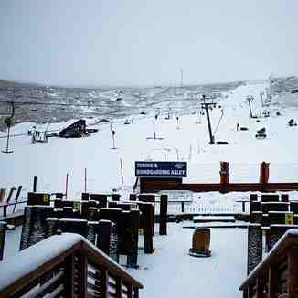 Base layer, Afriski Mountain Resort
